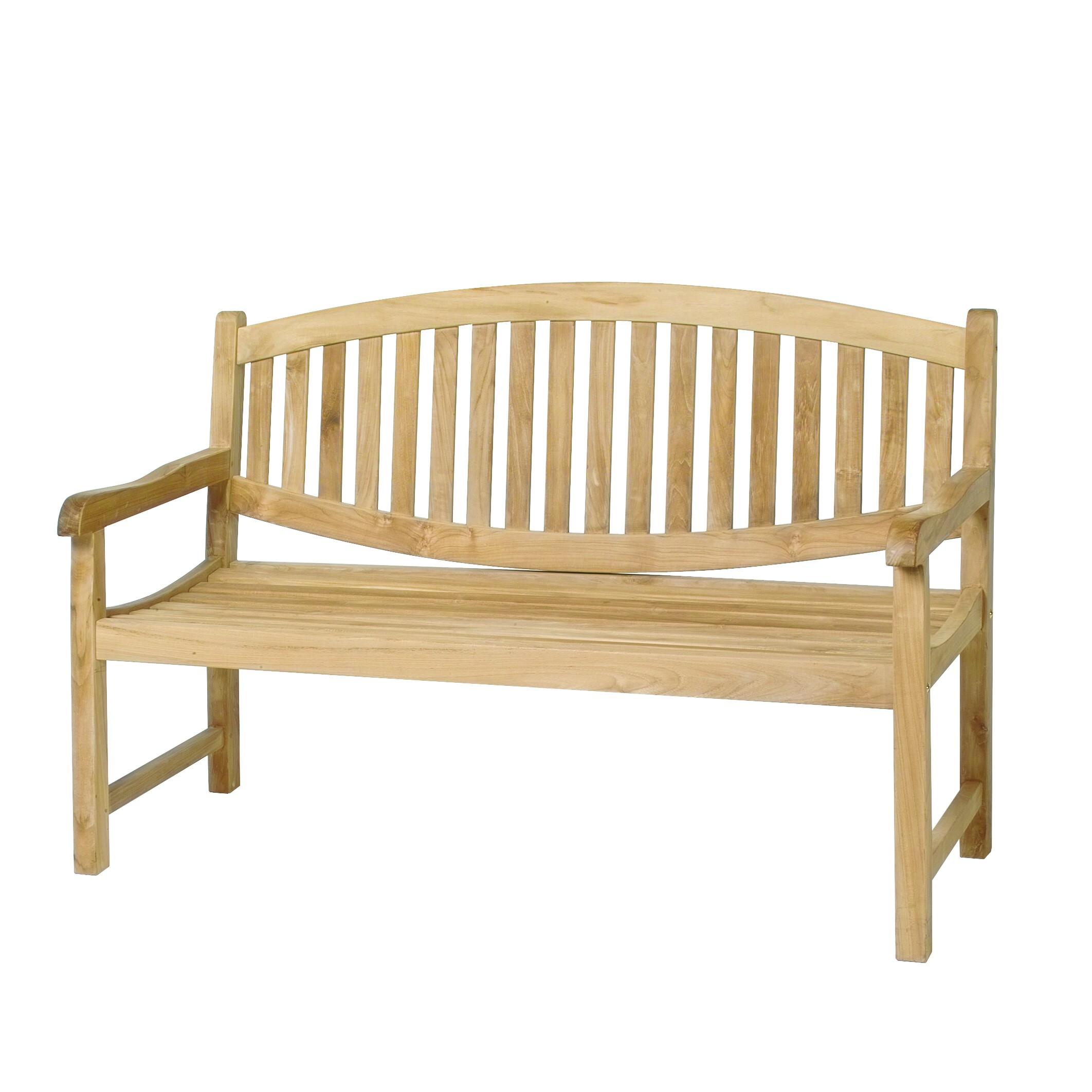 gartenbank ovaler r cken 180cm teak esstische rund und ausziehbar. Black Bedroom Furniture Sets. Home Design Ideas