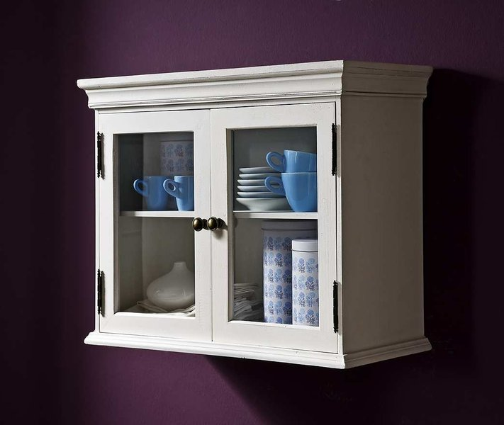 h ngevitrine chili 2 glast ren casa innatura massivholzm bel. Black Bedroom Furniture Sets. Home Design Ideas