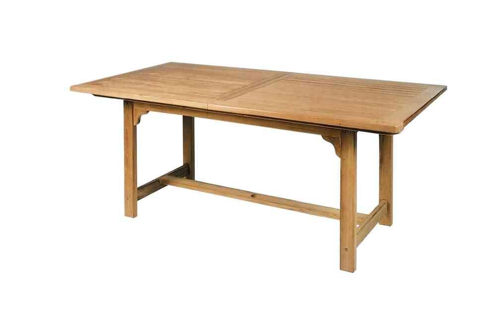 Gartentisch 120x120 Teak Casainnatura De Esstische Rund Und