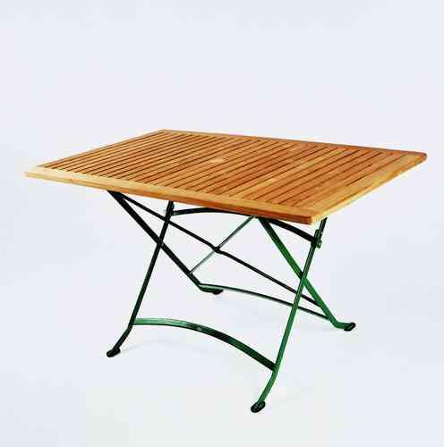 Gartentisch Quadratisch 80x80cm Teak Casainnatura De Esstische