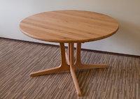 tische rund und ausziehbar runde tische ausziehbar runder ausziehbarer esstisch. Black Bedroom Furniture Sets. Home Design Ideas