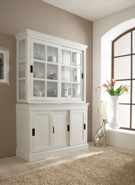 anrichte mit aufsatz orlando esstische rund und ausziehbar. Black Bedroom Furniture Sets. Home Design Ideas