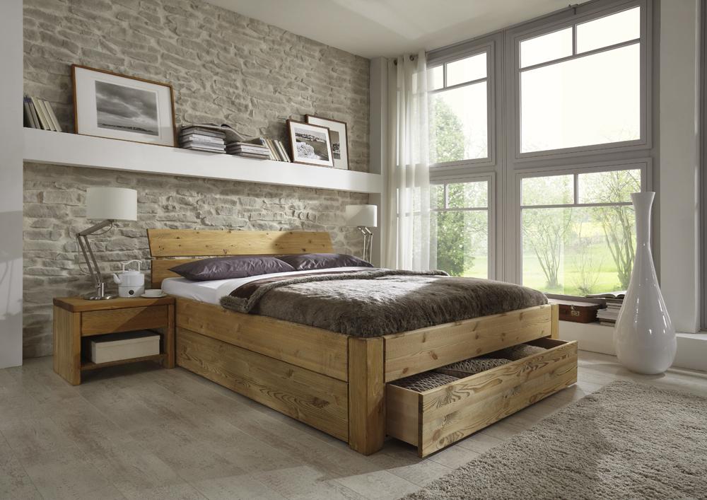 Betten Casa Innatura Massivholzmöbel Online Shop