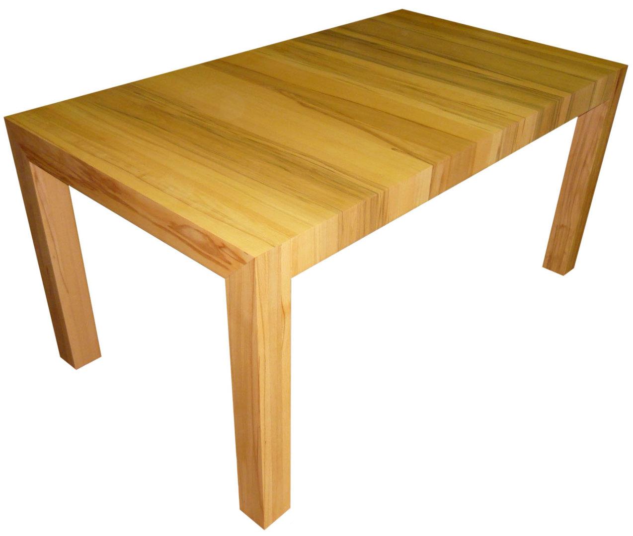 e tisch massivholz runder esstisch massiv aus holz auch rund und ausziehbar. Black Bedroom Furniture Sets. Home Design Ideas