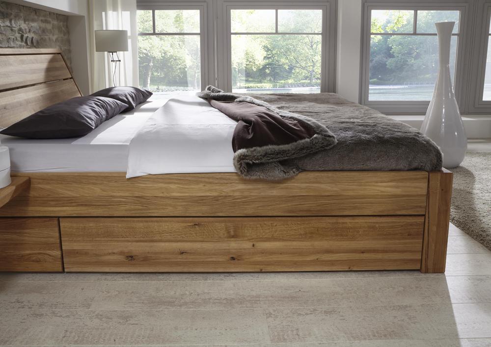 bett mit schubladen 90 200 x 200cm esstische rund und ausziehbar. Black Bedroom Furniture Sets. Home Design Ideas